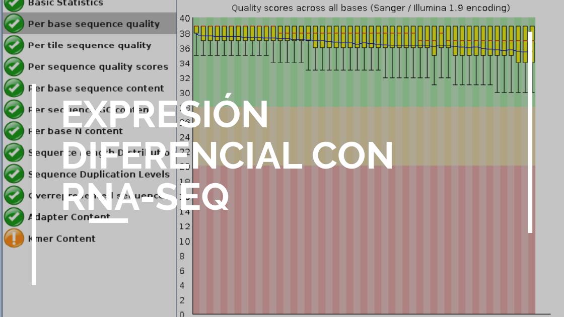Curso: expresión diferencial con RNA-Seq